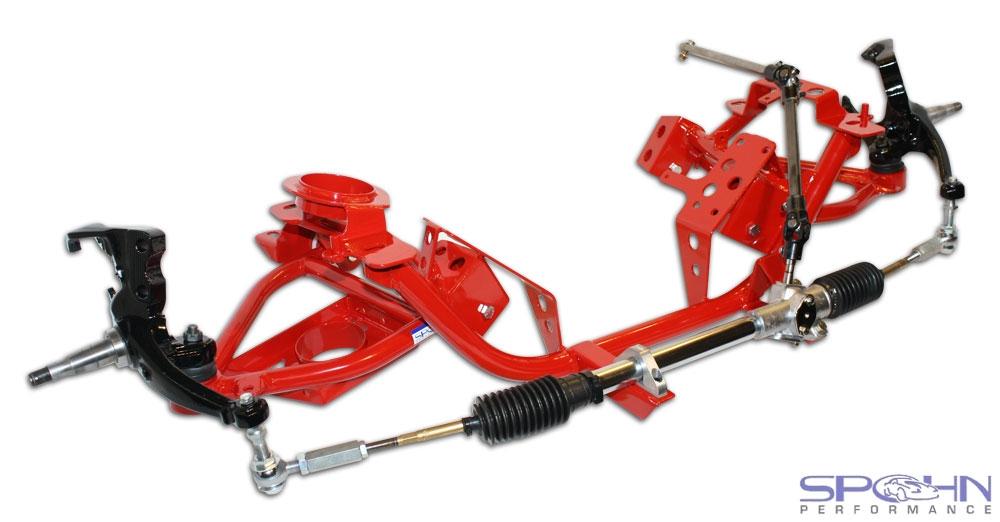 Pinto Manual Rack  Pinion Steering Kit 1982-1992 F-Body Camaro