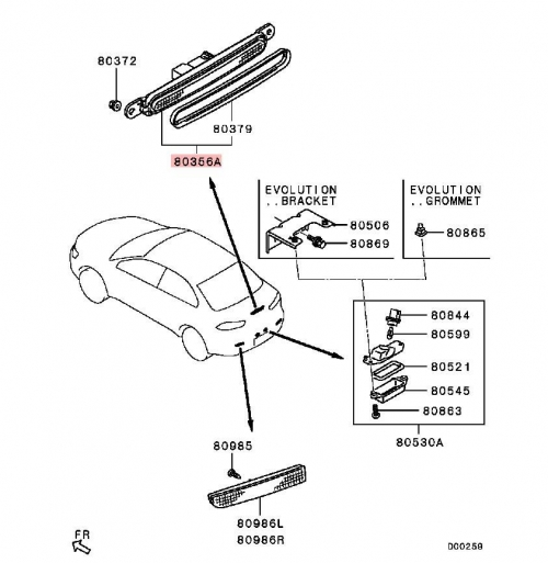 sl 500 fuse diagram