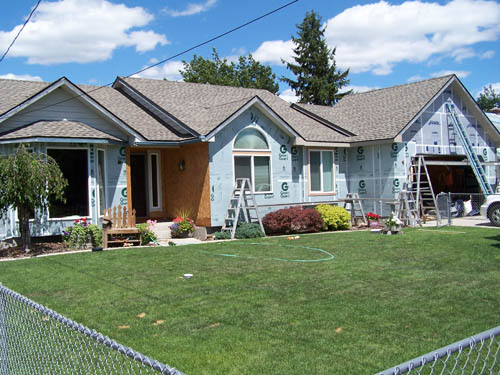 Vinyl Steel Hardie Plank Siding Vinyl Windows In Spokane