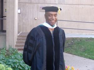 Dr. Mitchell Palmer McDonald Photo by Charles Hallman