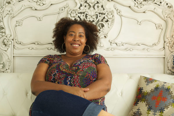 Director Angela Tucker