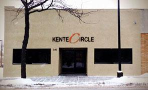Building photo courtesy of Kente Circle
