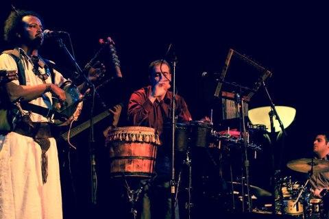 The Otaak Band Photos by Sarah White