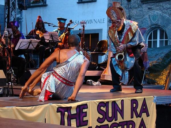 The Sun Ra Arkestra