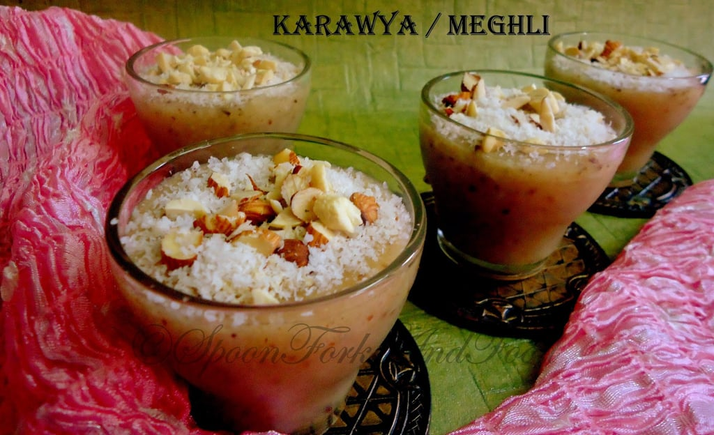 Meghli Karawya Lebanese Rice Pudding Recipe Spoon