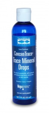 Trace Minerals Electrolytes