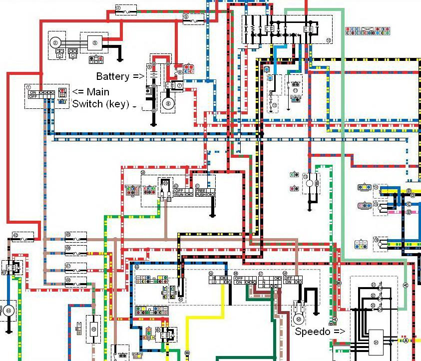 Yamaha 2006 Fz6 Wiring Diagram Free Download Wiring Diagram Index