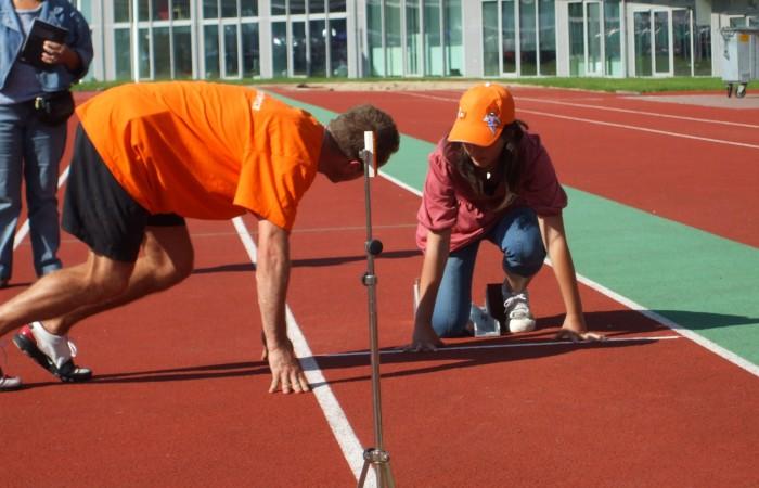 Atletiekclinic Sportboekingen