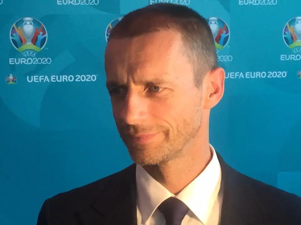 Under 21, Europei 2019 in Italia: Tavecchio e Malagò esultano
