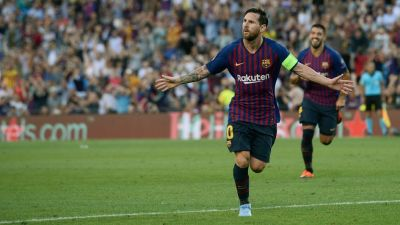 Champions League review: Liverpool steal points v PSG, Lionel Messi scores 42nd Barcelona hat ...
