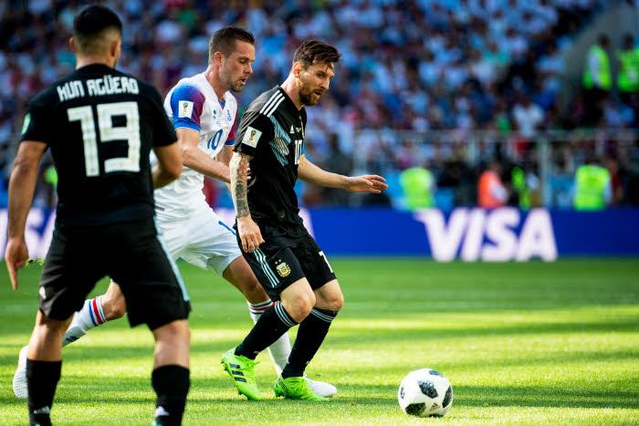 resume video argentine croatie