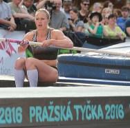 22.6.2016 Praha/ ČR /sport / Atletika/ pražská tyčka/ foto CPA