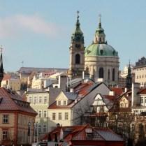 Praha, CR / Zimní Praha/ pražský hrad/ Hradčanyfoto CPA