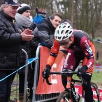 13.1.2018 Mlada Boleslav / sport / cyklokros / MCR/ foto CPA
