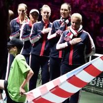 Praha finale FED CUP douhra Strycova Keninova FOTO CPA