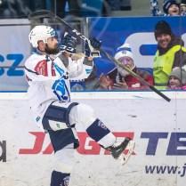 V pátek 25. ledna 2019 se v plzeňské Home Monitoring Aréně odehrál hokejový zápas 38. kola TipSport Extraligy ledního hokeje mezi celky HC Škoda Plzeň a HC Verva Litvínov. ROMAN TUROVSKÝ