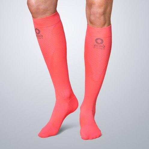 zeropoint-compression-socks-struempfe-pink