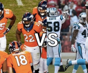Early Betting Line on Denver Broncos vs. Carolina Panthers
