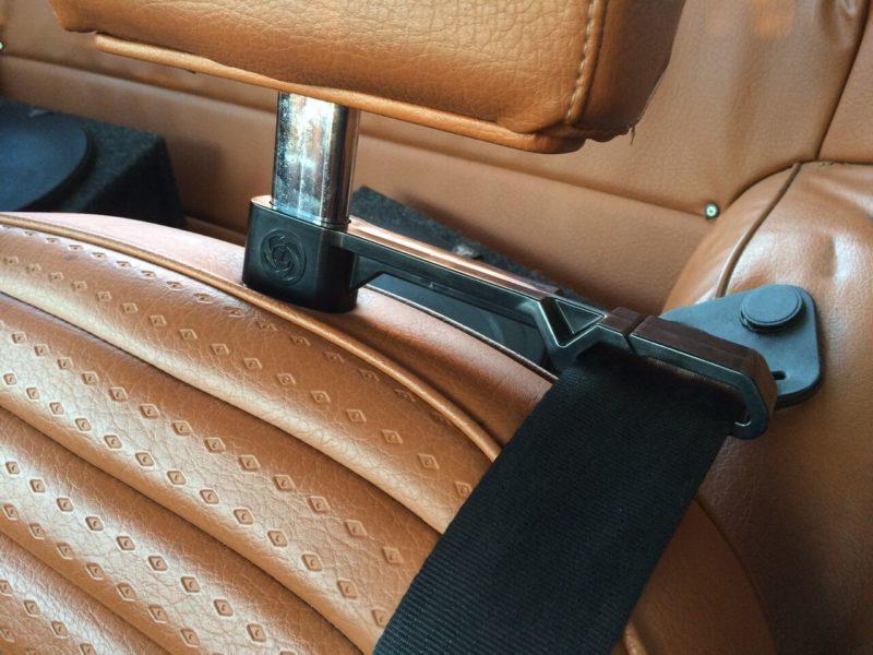 Mgb Seat Belt Guide Sports Classics