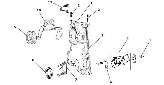1968 jaguar 4 2 engine diagram