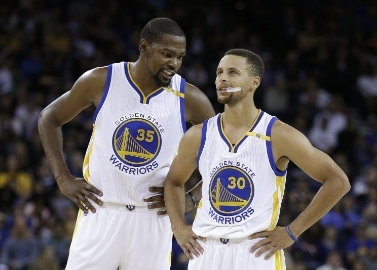 Take Six: Golden State Warriors