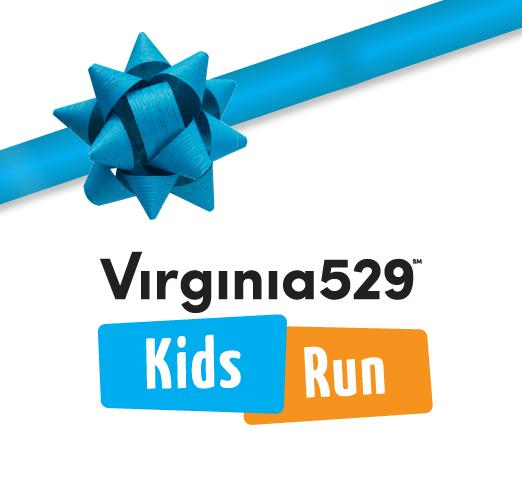 Virginia529 Kids Run Gift Certificate - Sports Backers