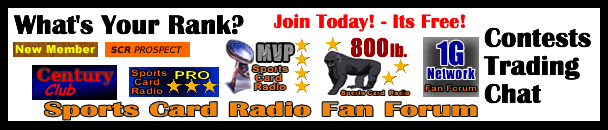Sports Card Radio Forum