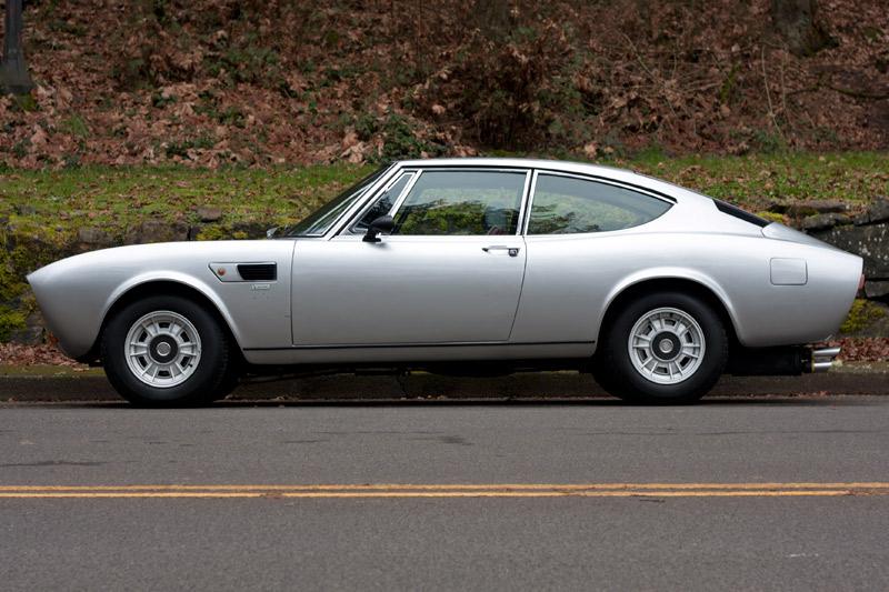 1970 Fiat Dino Bertone Coupe 24L Sports Car Shop
