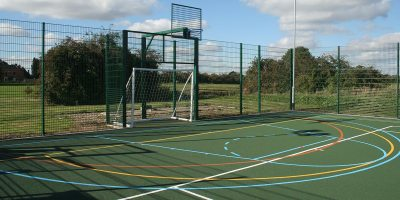 MUGA - Sports Courts UKSports Courts UK Ltd