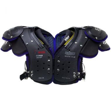 Schutt 8026 Air O2 Maxx QB/WR Football Shoulder Pad 80260605