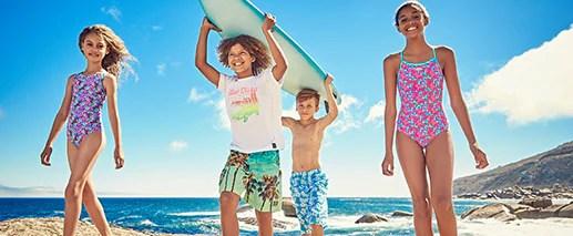 Kids Swimwear Arena Maru Adidas Speedo Slazenger