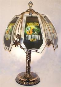 Green Bay Packers Titletown Touch Lamp at ...