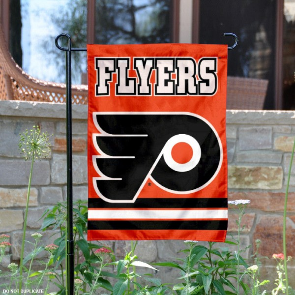 Philadelphia Flyers Garden Flag and Double Sided Garden Banners