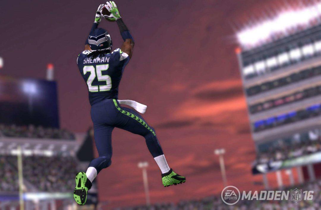 SportsGamersOnline Madden 16 Screenshots Released