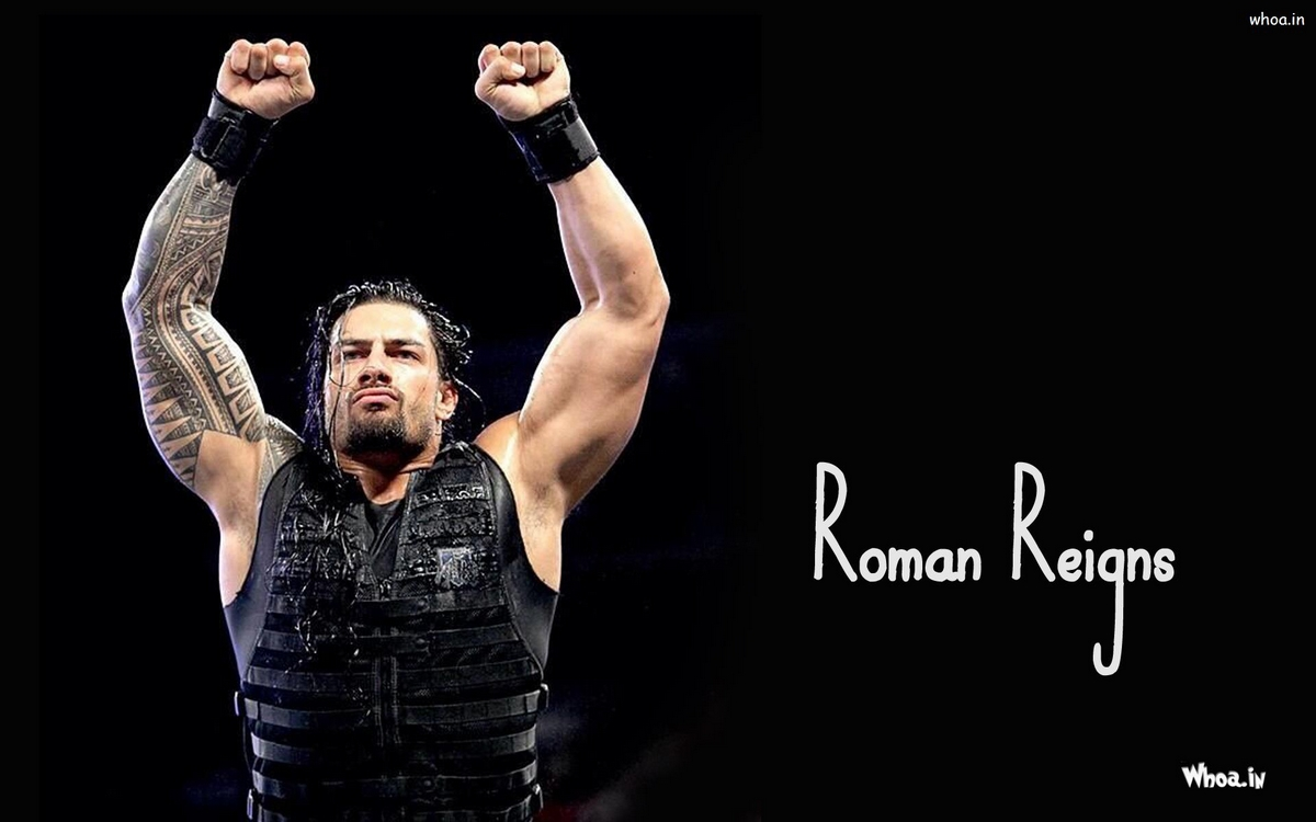WWE Power House Roman Reigns HD Wallpapers