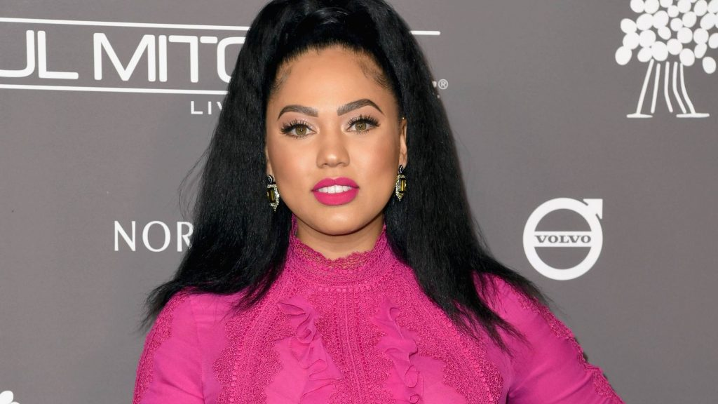 ayesha curry interview male attention