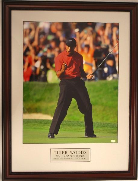 tiger woods scorecard 2005 masters