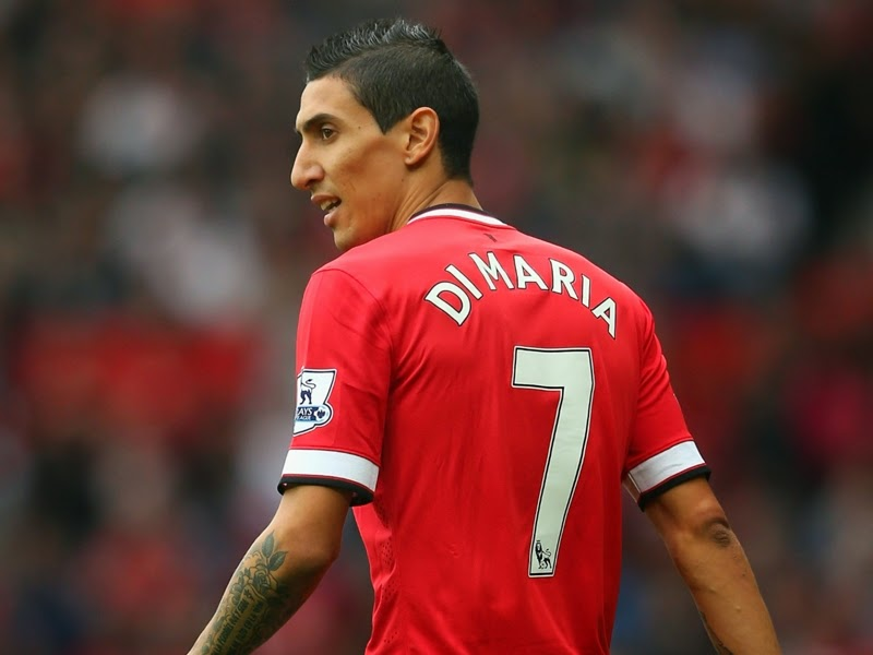 PSG shows keen interest in Di Maria