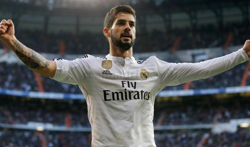 Barcelona offers a bonus deal for Isco