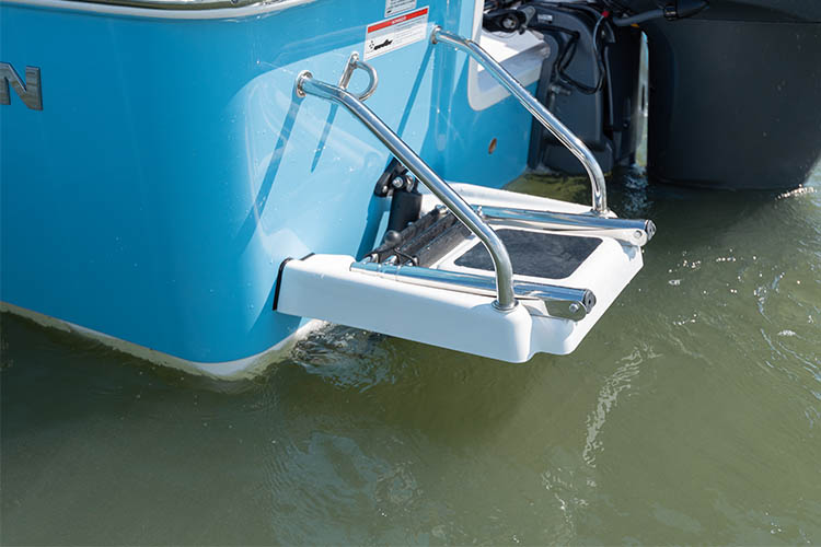Masters 207 Bay Boat Features Sportsman Boats