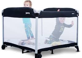 kids on a playpen