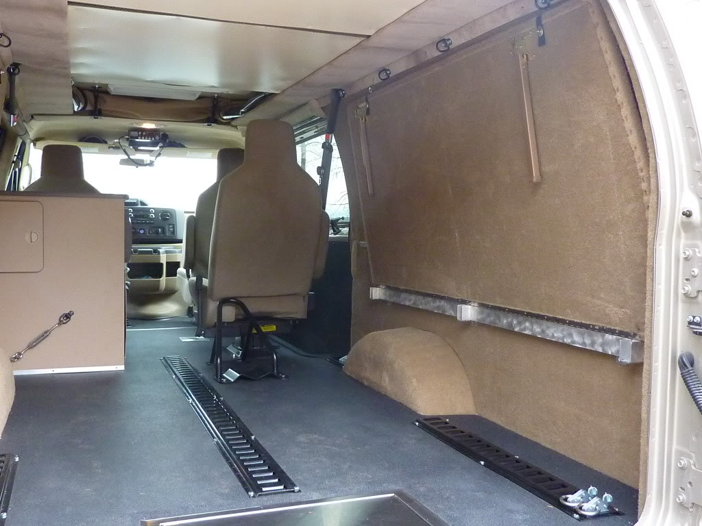 New To The Fold Interior Sportsmobile Forum