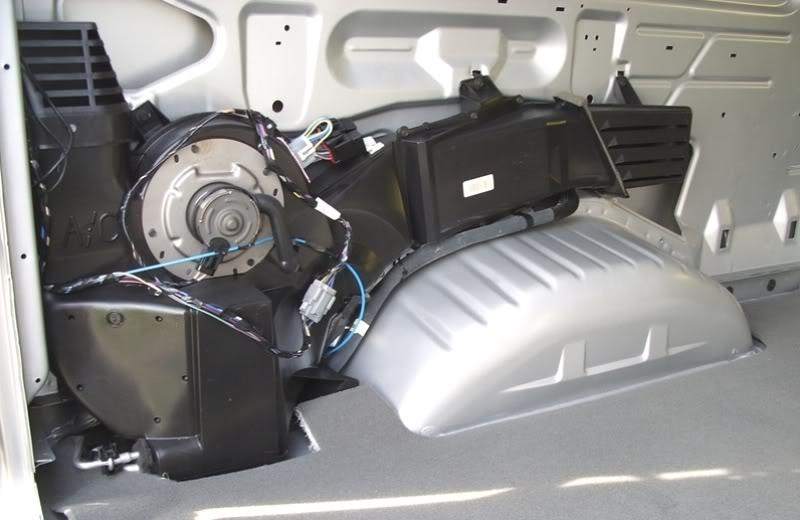 Ford E-Van New Complete OEM Rear Heater - Sportsmobile Forum