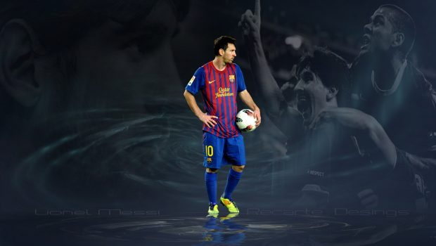 Fc Barcelona Live Wallpaper 3d Fonds D 233 Cran Wallpapers De Lionel Messi