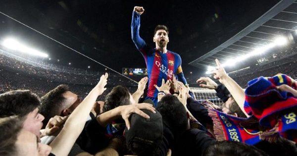 Golf Wallpaper Hd Messi Immortalise L Image La Plus Virale De La Remontada