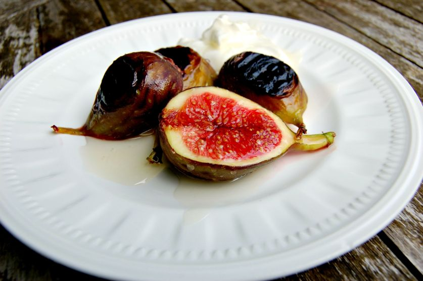 Figs cooked