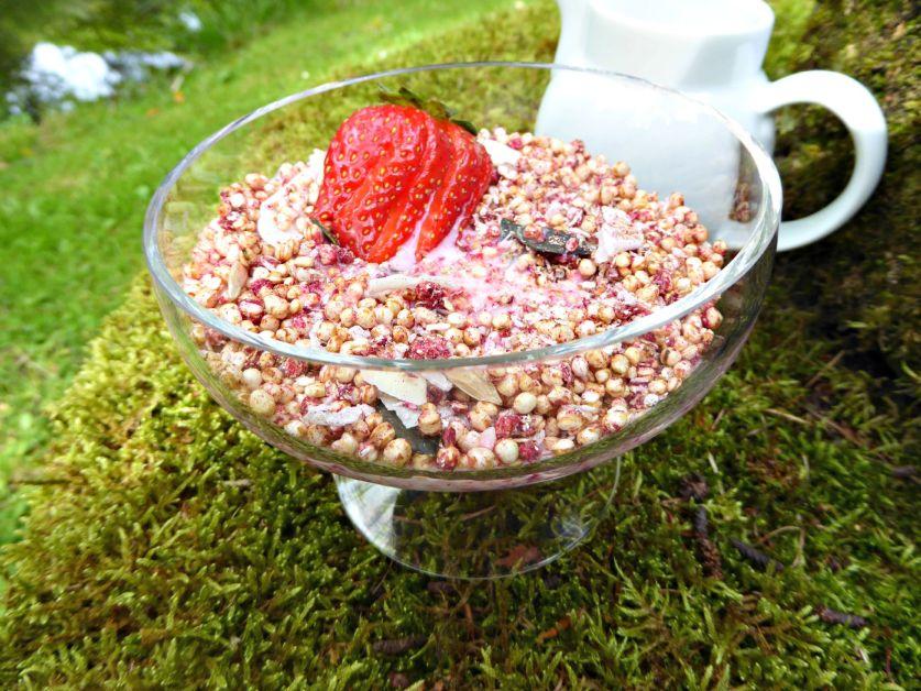 Louola's quinola in bowl