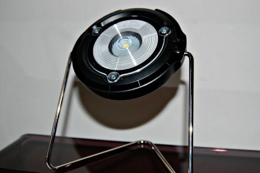 Solaraid lamp