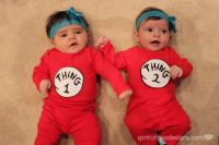 Thing 1 And Thing 2 Couple Costumes | www.pixshark.com ...