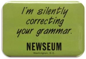 GrammarSnob